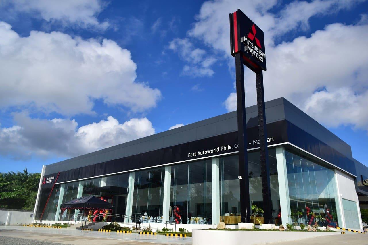 Mitsubishi Opens its 55th Dealership in Mactan Cebu