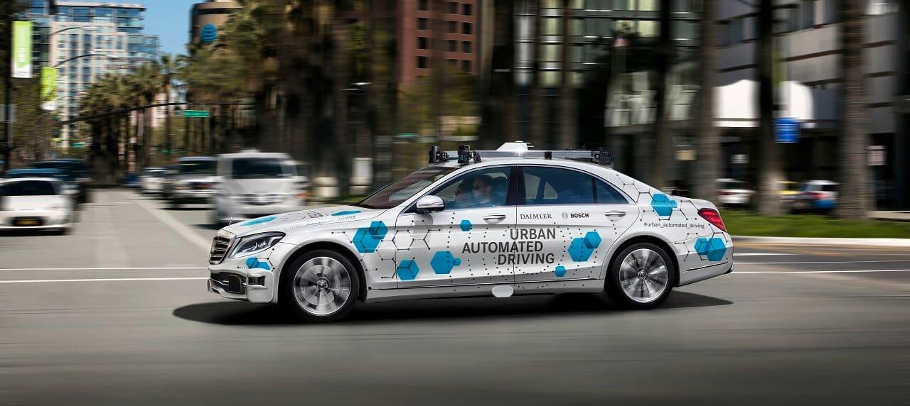 Mercedes-Benz Begins Pilot-Testing Its Autonomous Taxis