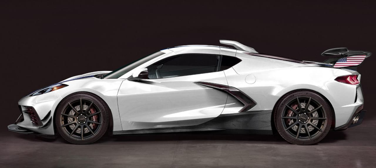 Hennessey Performance Beefs Up the 2020 C8
