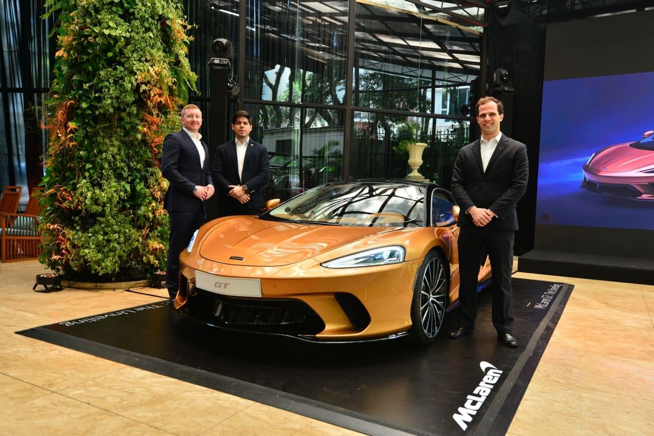 McLaren is Soon Coming Over to Philippine Shores