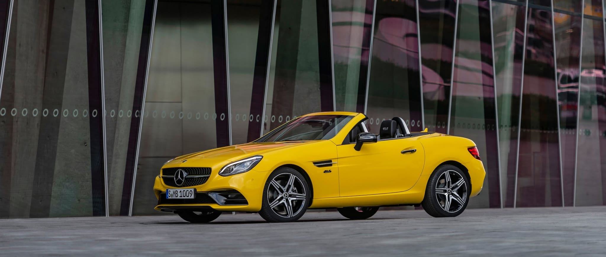 Mercedes-Benz SLC Final Edition now available... In UK