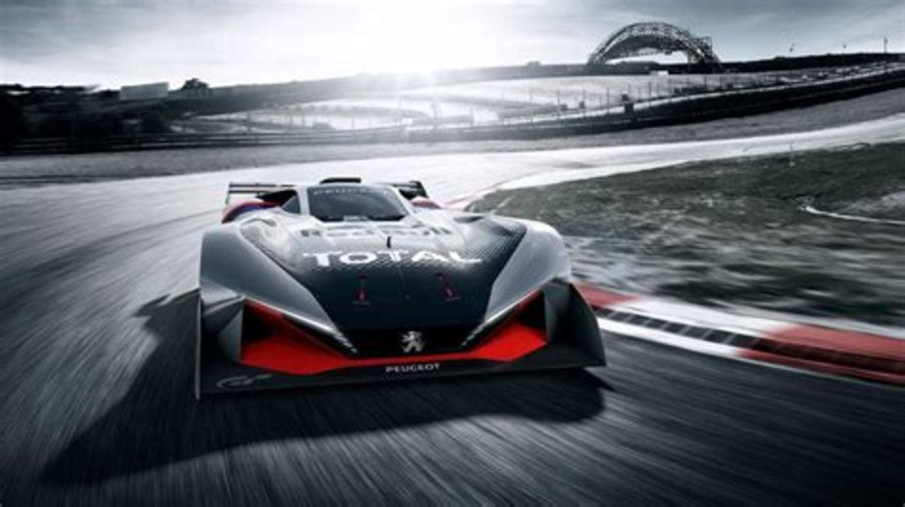Watch Out for Peugeot's Newest Hypercar at Le Mans in 2022