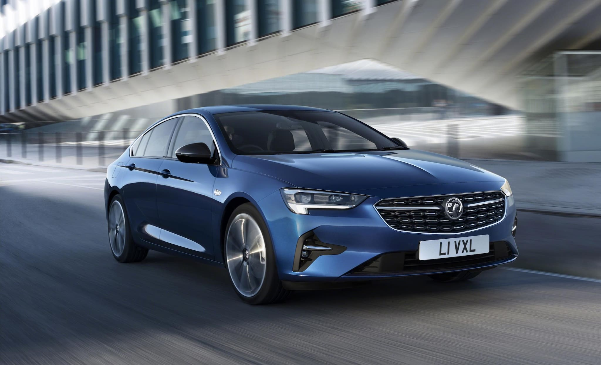 Vauxhall reveals new Insignia
