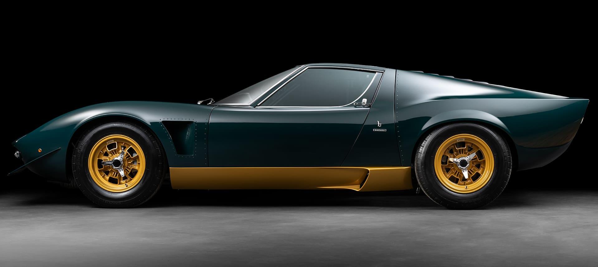 Miami's Art Basel Features a '68 Lamborghini Miura