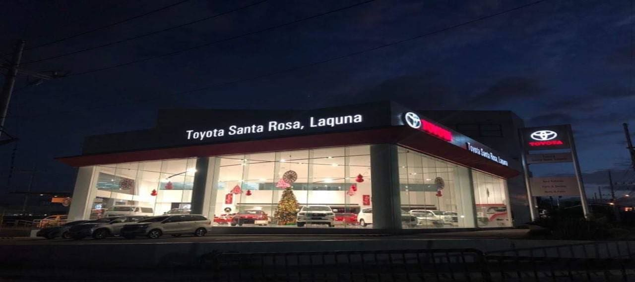 """New Toyota PH leader in 2020, eyes \""""Luzon Hub\"""" in the Philippines"""