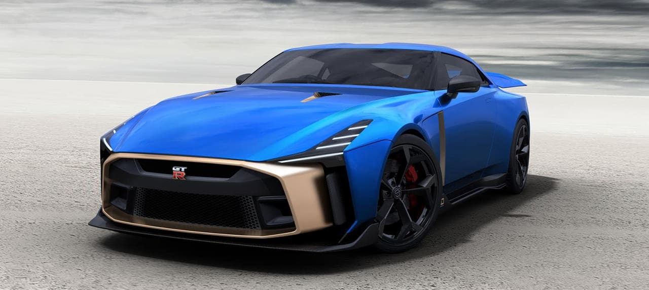 Nissan GT-R50 Gets Ready to Roll Out Next Year