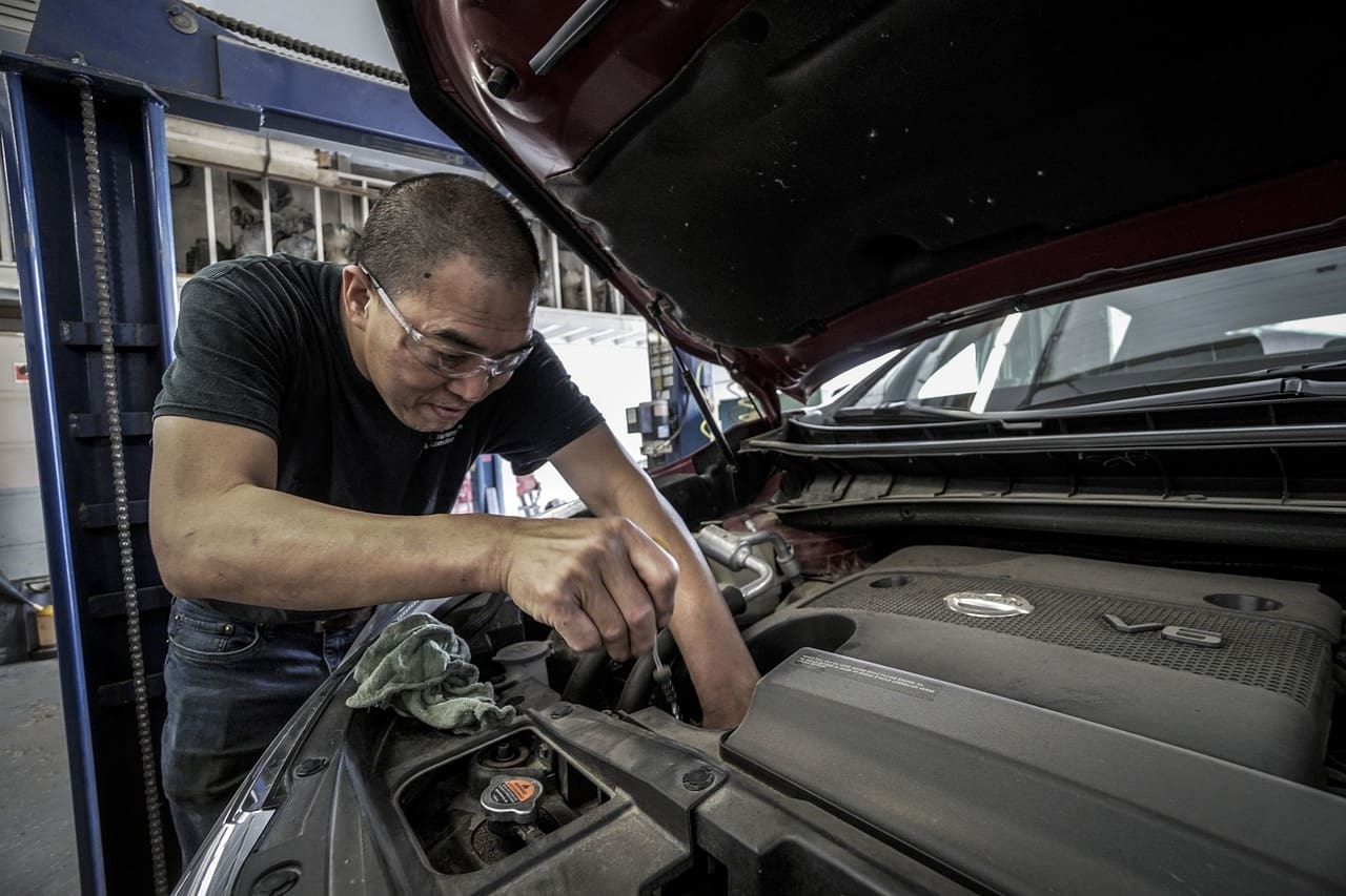 Here are Nissan Philippines' Best Service Technicians for 2019