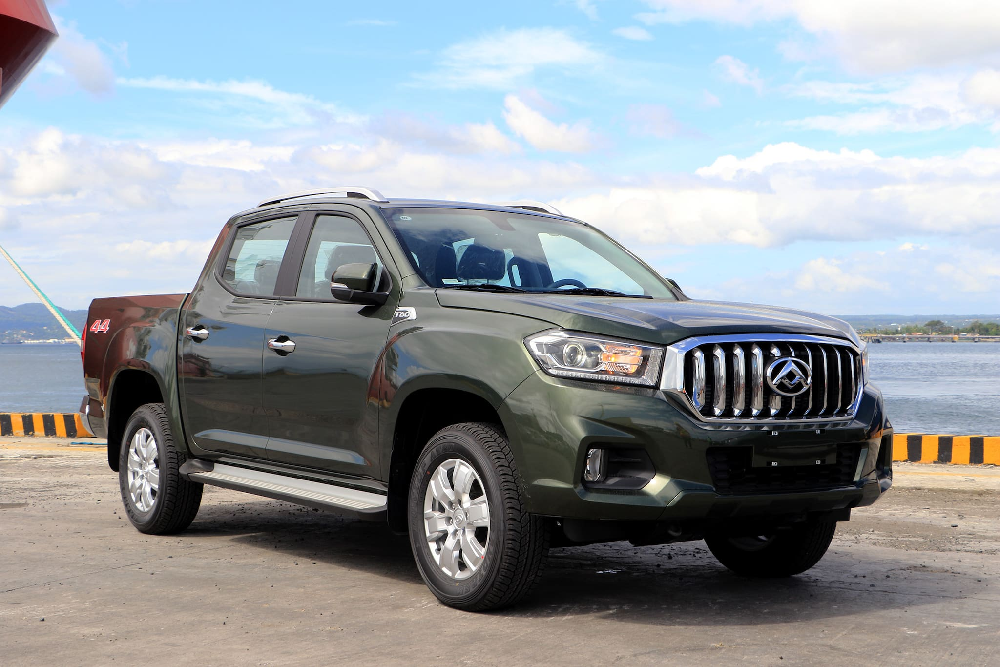 Maxus to add T60 pick-up to PH lineup