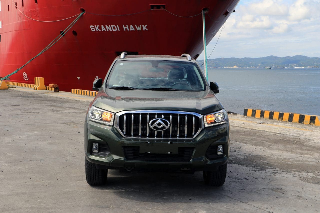 Truck Wars Heat up: Maxus Launches T60 Pickup Locally on March 5