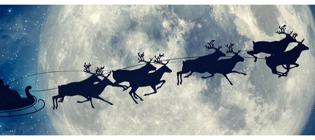 These would be Santa\'s 9 Reindeer if They Were Cars