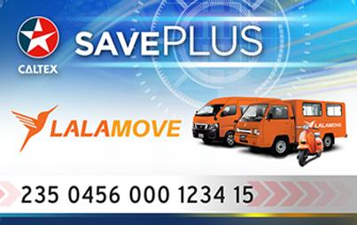 Caltex-Lalamove introduces new reward card for partner-drivers