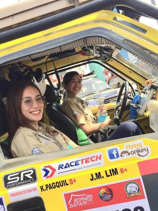 PH Participates Borneo Safari for First Time, Fields First All-Female Team