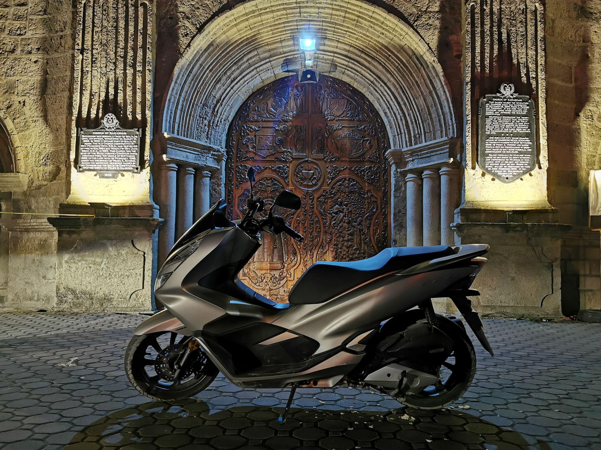 First drive: Honda PCX 150