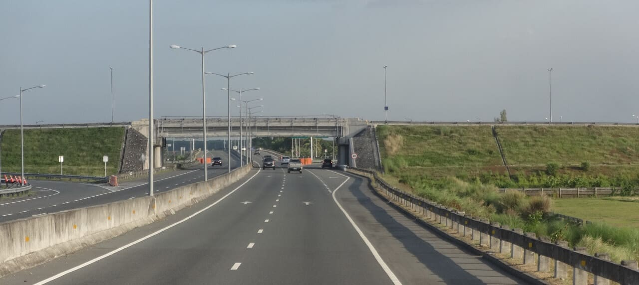 Toll-Free TPLEX Section Opens to Motorists in Time for Holidays