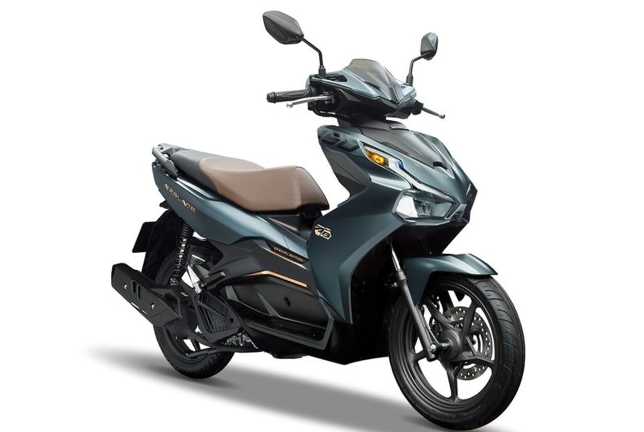 Honda Launches the Newest Air Blade Scooter in Vietnam