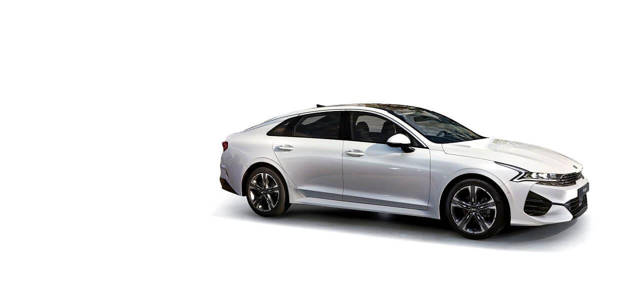 Kia Releases More Info about the New Kia K5/Optima
