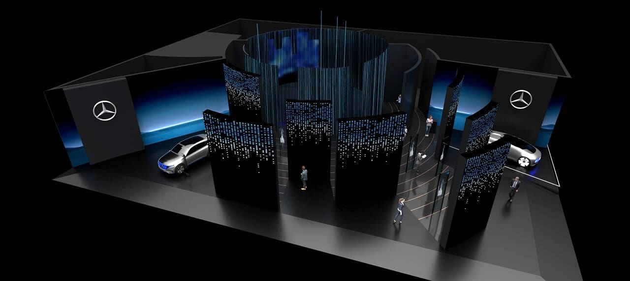 Mercedes-Benz Shares Its Vision for the Future at CES 2020
