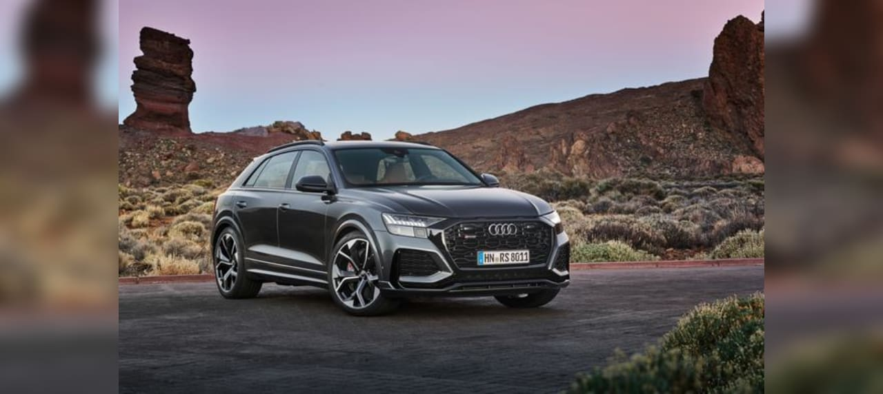 Audi\'s Newest SUV Breaches Supercar Territory