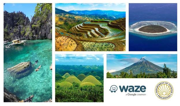Waze, DoT Partner to Boost Tourism in PH