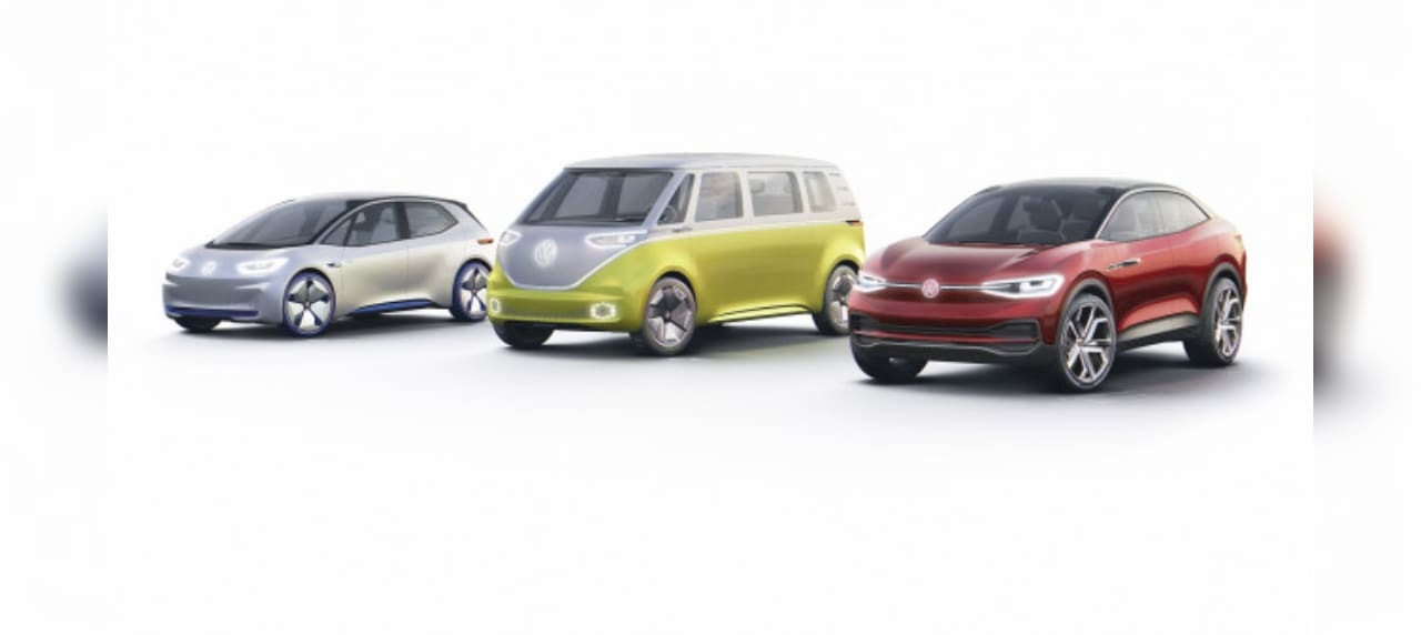 Volkswagen Introduces Sporty Electric Line