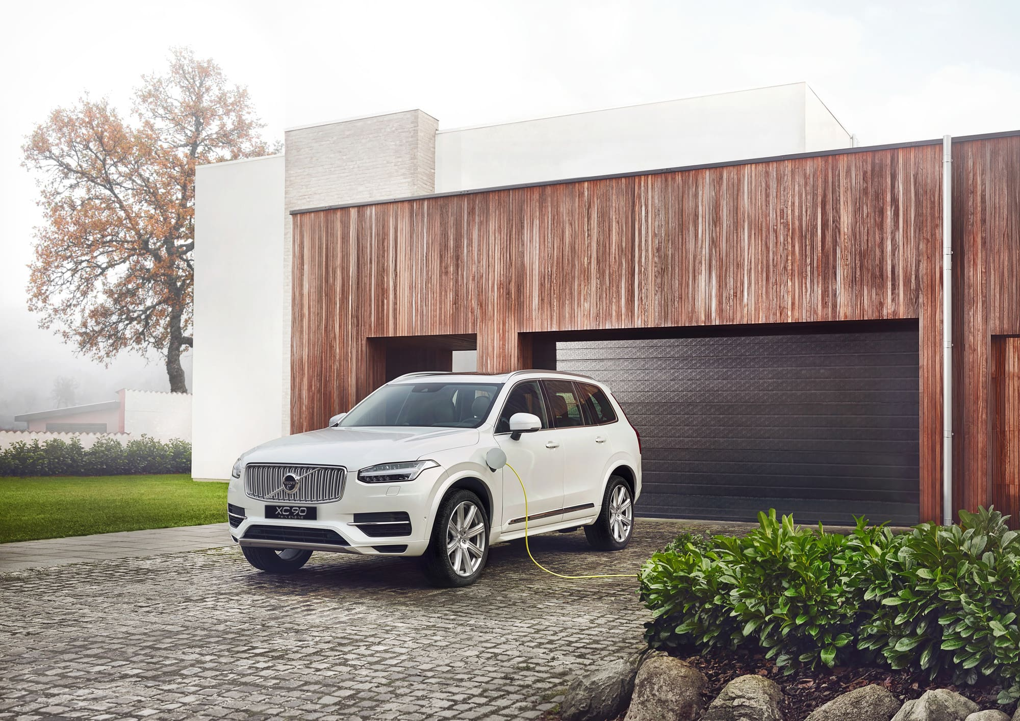 Auto Writers Group hails Volvo XC90 plug-in hybrid as Mid-Size Luxury SUV of Texas