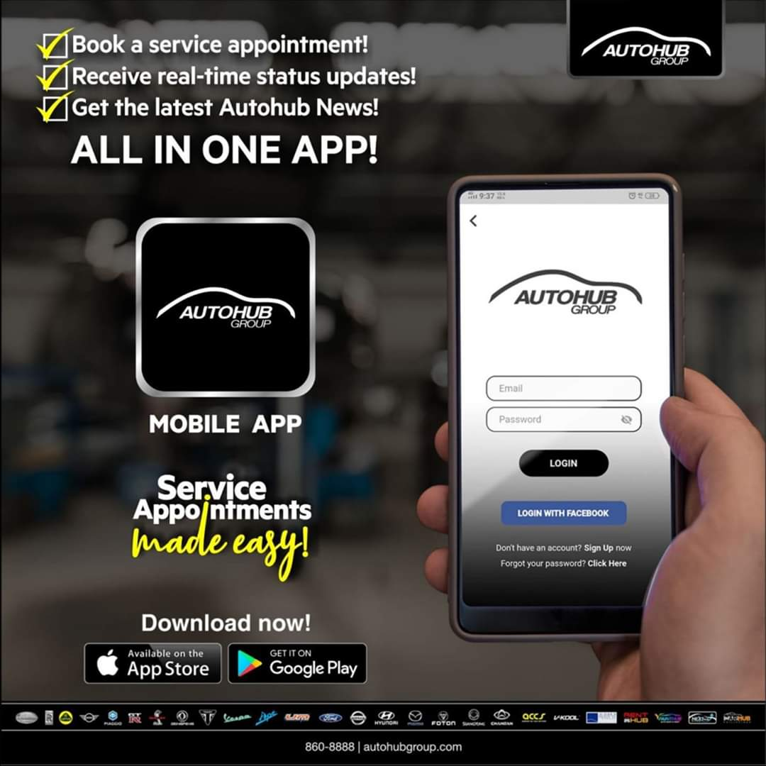 Autohub group launches mobile app for customers