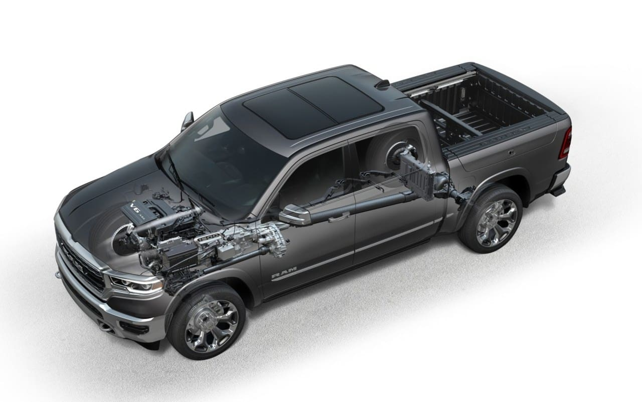 FC's Award-Winning Ram 1500 Engine Snags 10 Best Engines Awards AGAIN