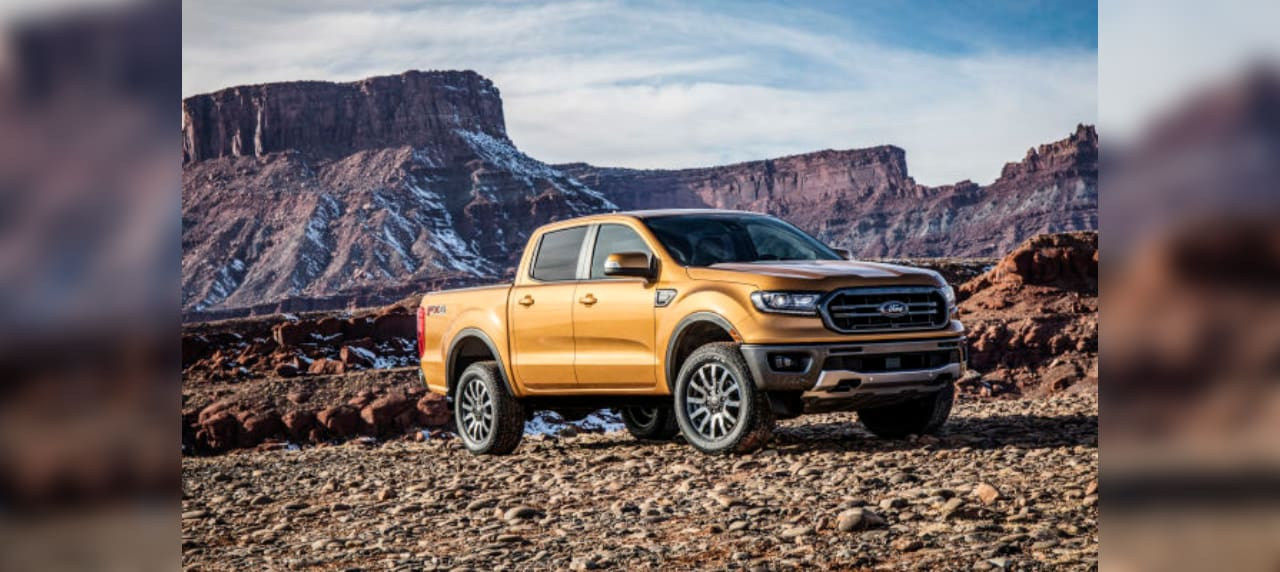 Ford\'s Breadcrumbs Technology Helps Off Roaders