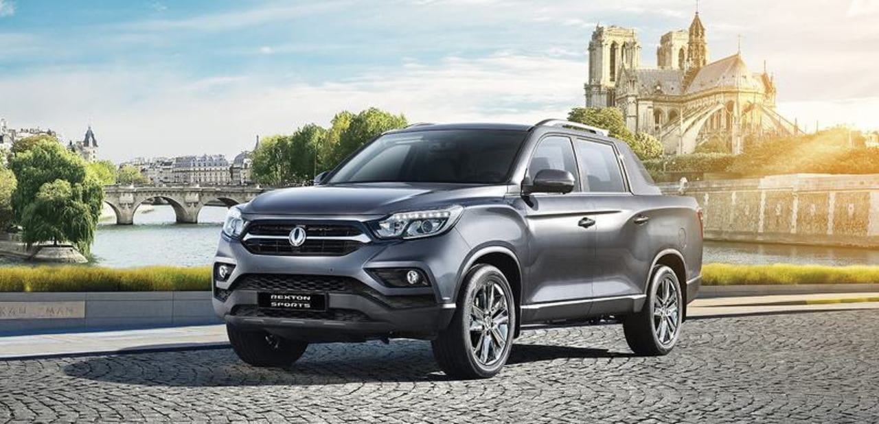 Ssangyong Musso Bags 4x4 Magazine's Best Value Award Twice in a Row