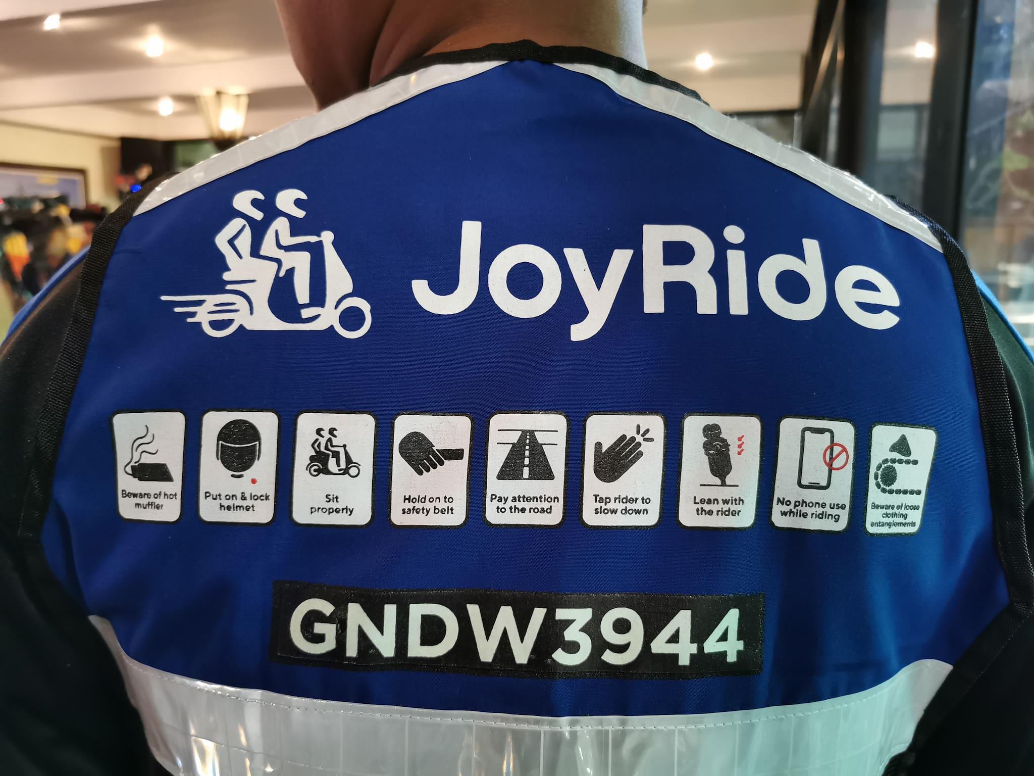 Joyride Tops PH\'s Ride-Hailing Mobile Apps in Apple Store