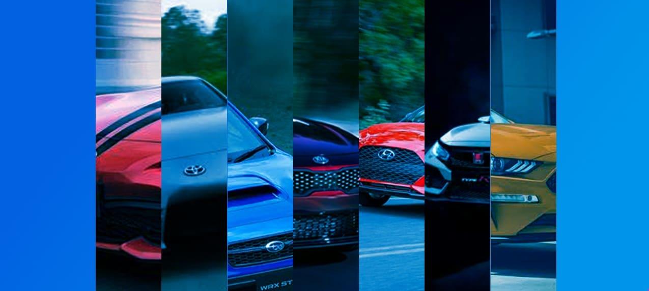 Best Value for Money Performance Cars