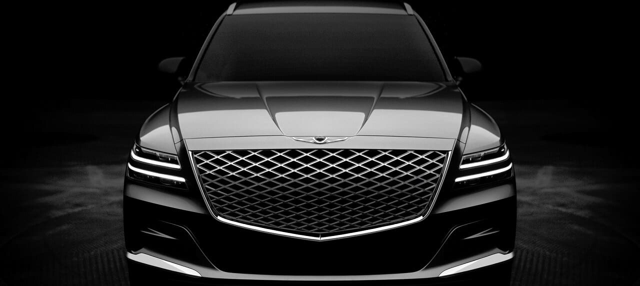 Genesis Teases New GV80 SUV with First Batch of Images