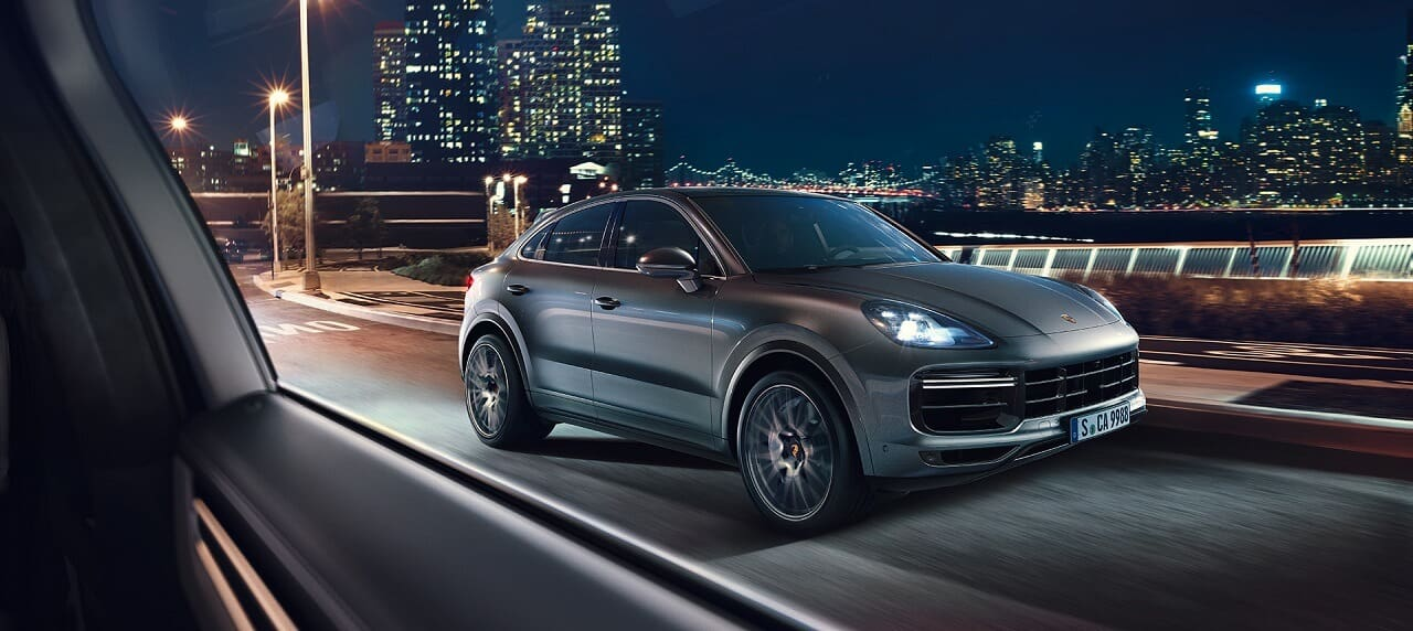 Buyer's Guide: 2020 Porsche Cayenne Coupe