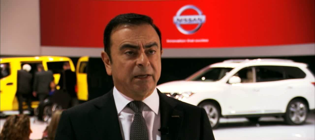Interpol Issues Wanted Notice for Ghosn after Fleeing Japan