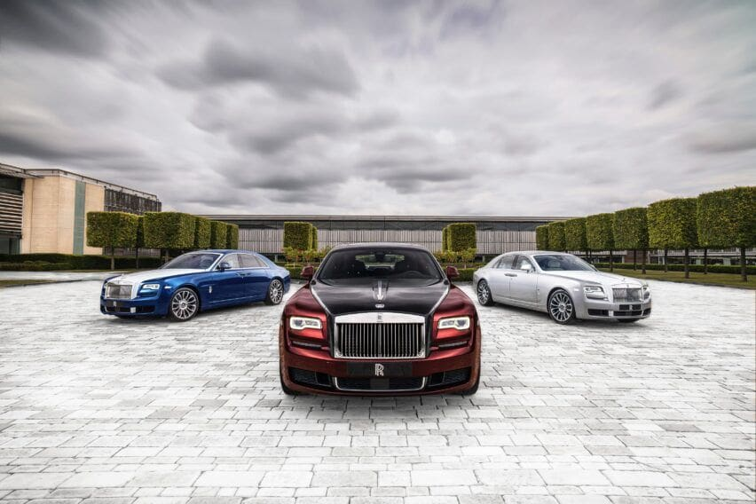 Rolls-Royce Annual Sales Continue to Soar in 2019