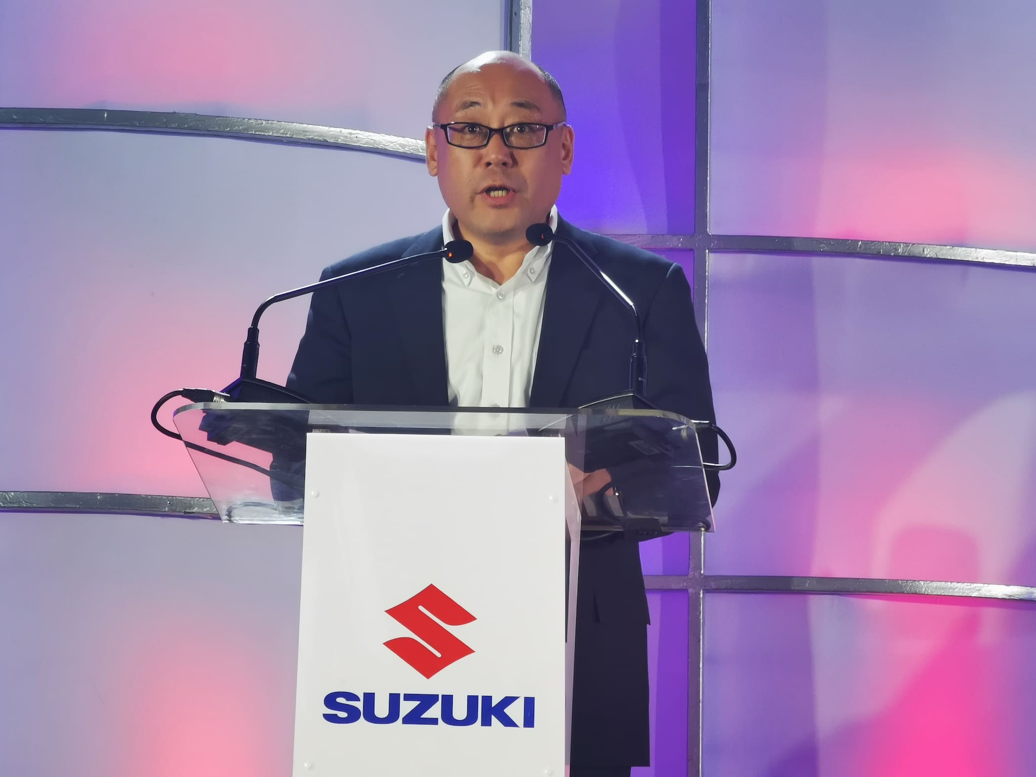 SPI's Suzuki takes on bigger roles