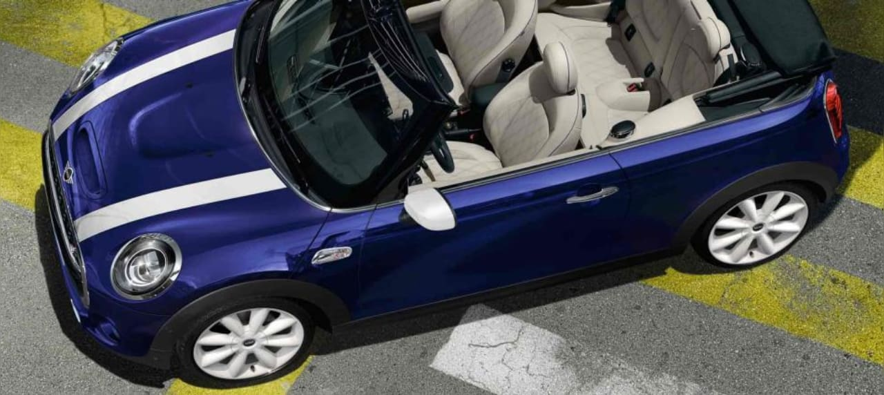 Mini Cooper Releases New Convertible Variant