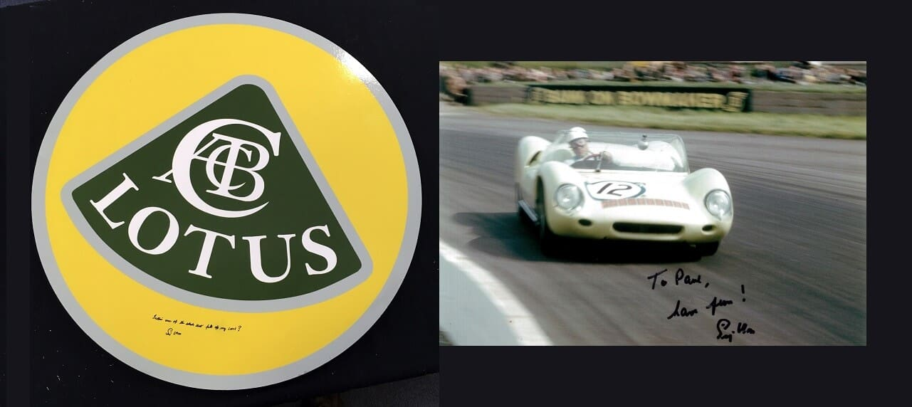 Historic 1960 Lotus 19 Monte Carlo Goes up for Auction after 57 Years