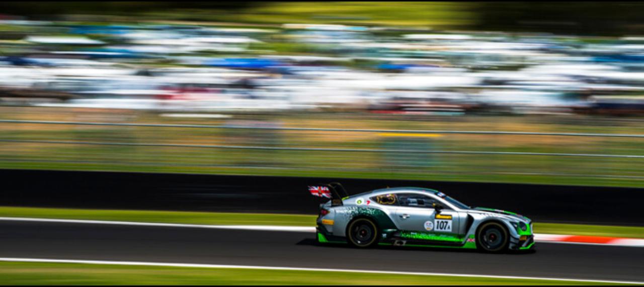 Bentley\'s Motorsport Programme Set to Be Biggest Yet