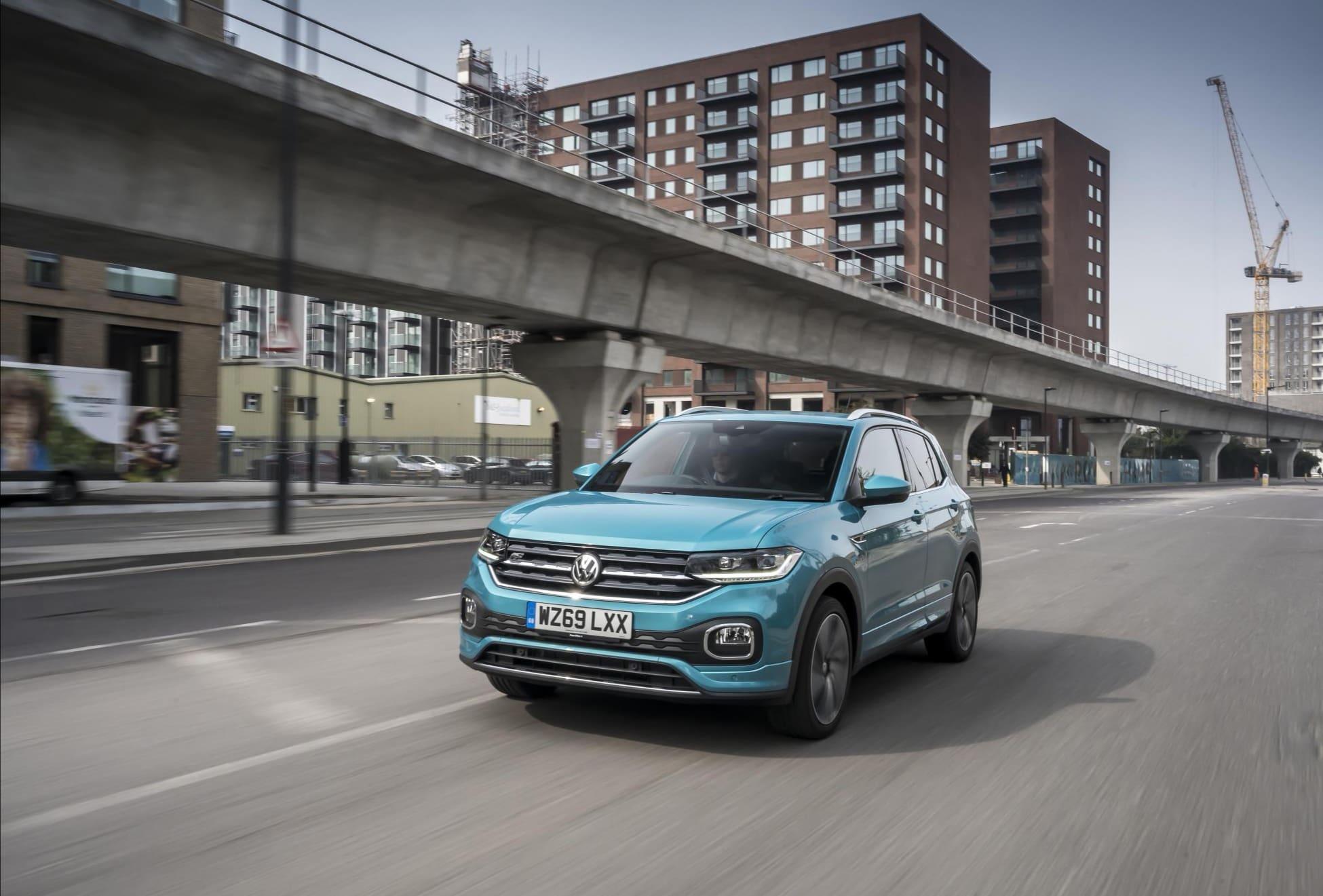 VW UK adds new T-Cross Variant