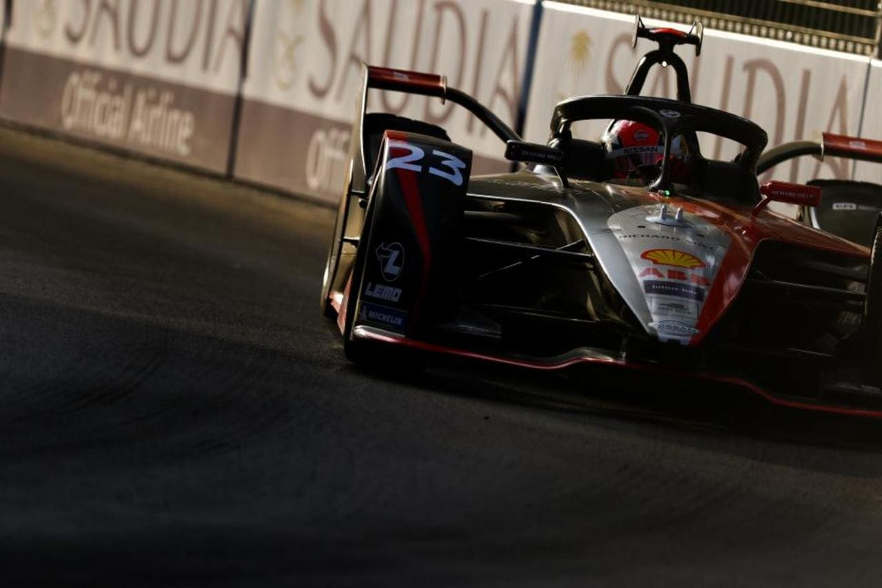 Nissan e.dams Sets Sight on Another Victory Speed in Formula E