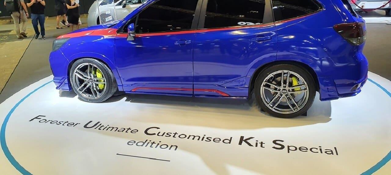 Subaru Apologizes for Unfortunate Acronym at 2020 Singapore Motor Show