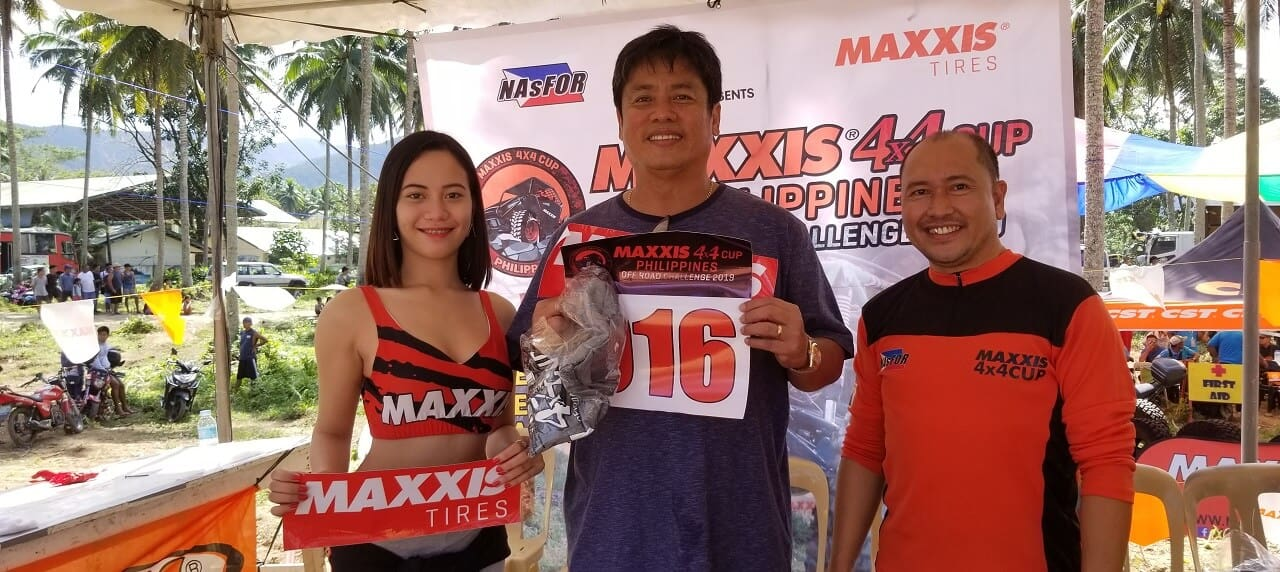 Davao's Joseph Rodriguez Wins NAsFOR Truck Challenge, Driver of the Year Award