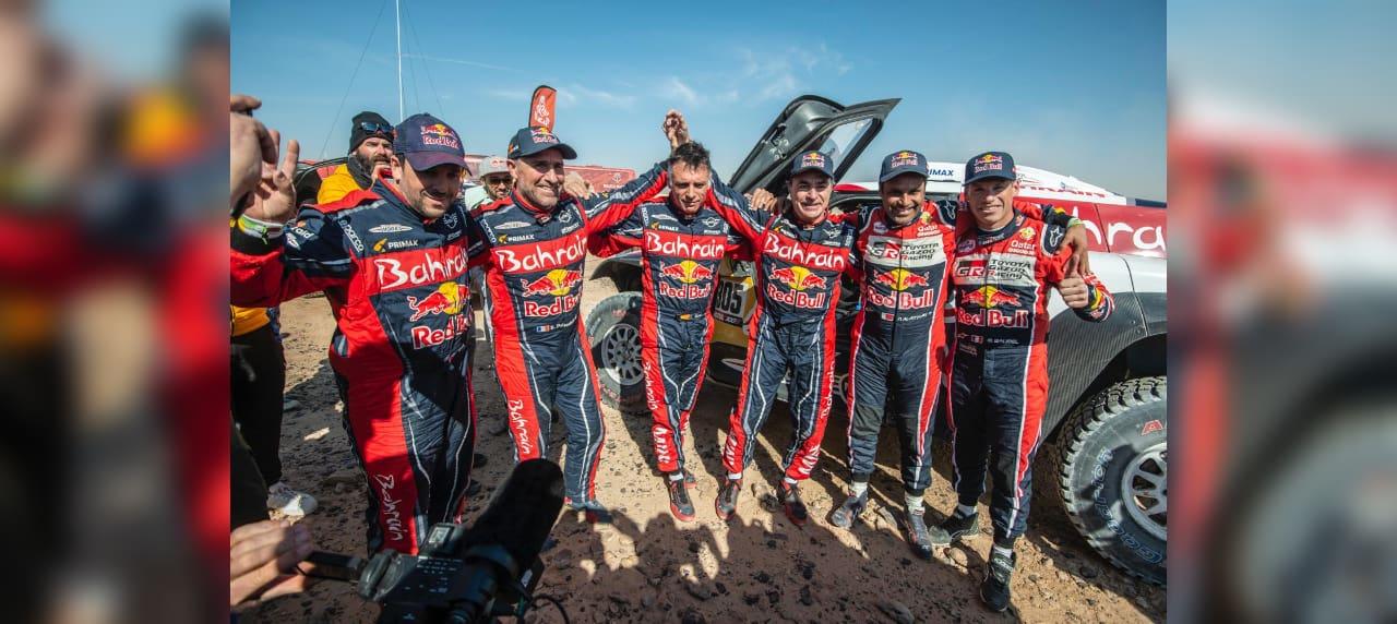 Carlos Sainz Gains Another Dakar Victory