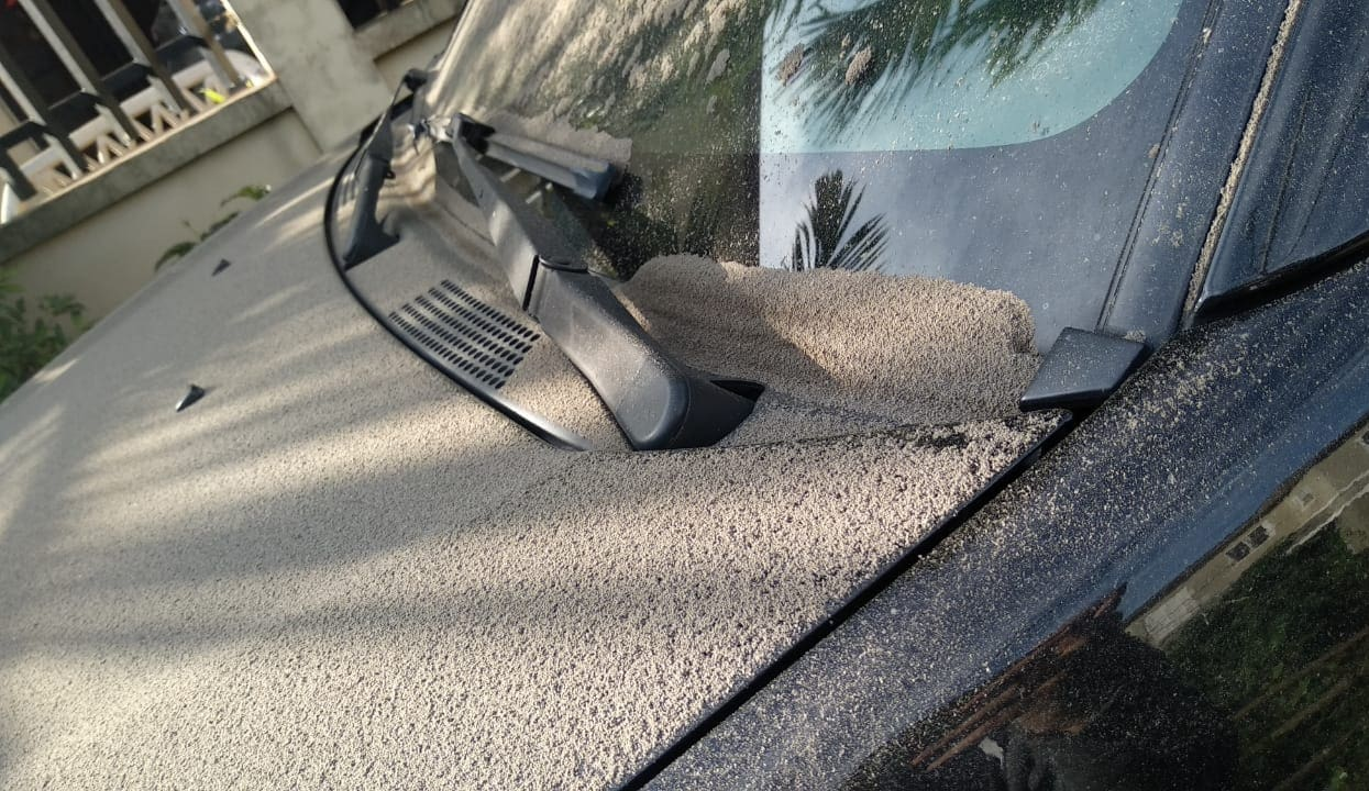 Tips to Clean Volcanic Ash Off Your Vehicle