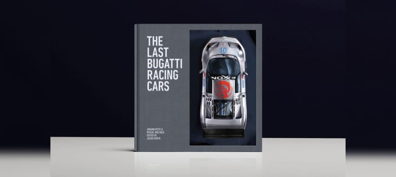 Bugatti Releases Ultra Exclusive Book