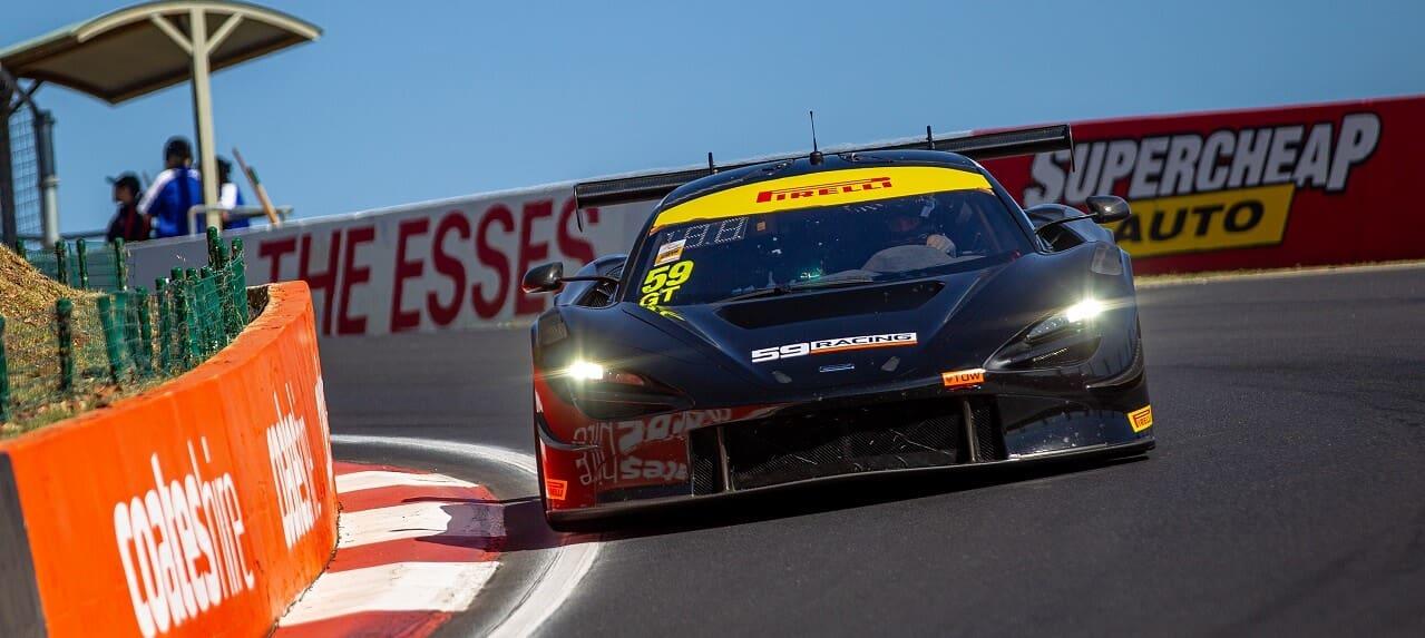 McLaren Returns to Liqui-Moly Bathurst 12 Hour with 720S GT3