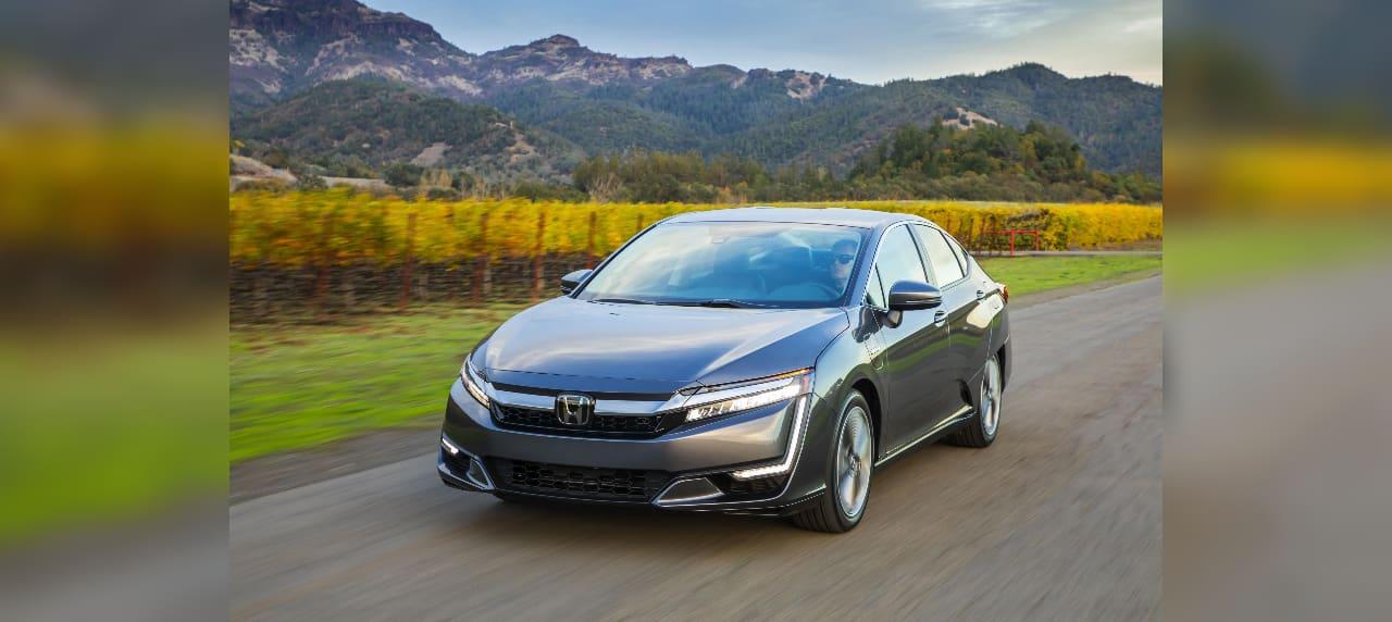 Honda Releases New Hybrid Vehicle