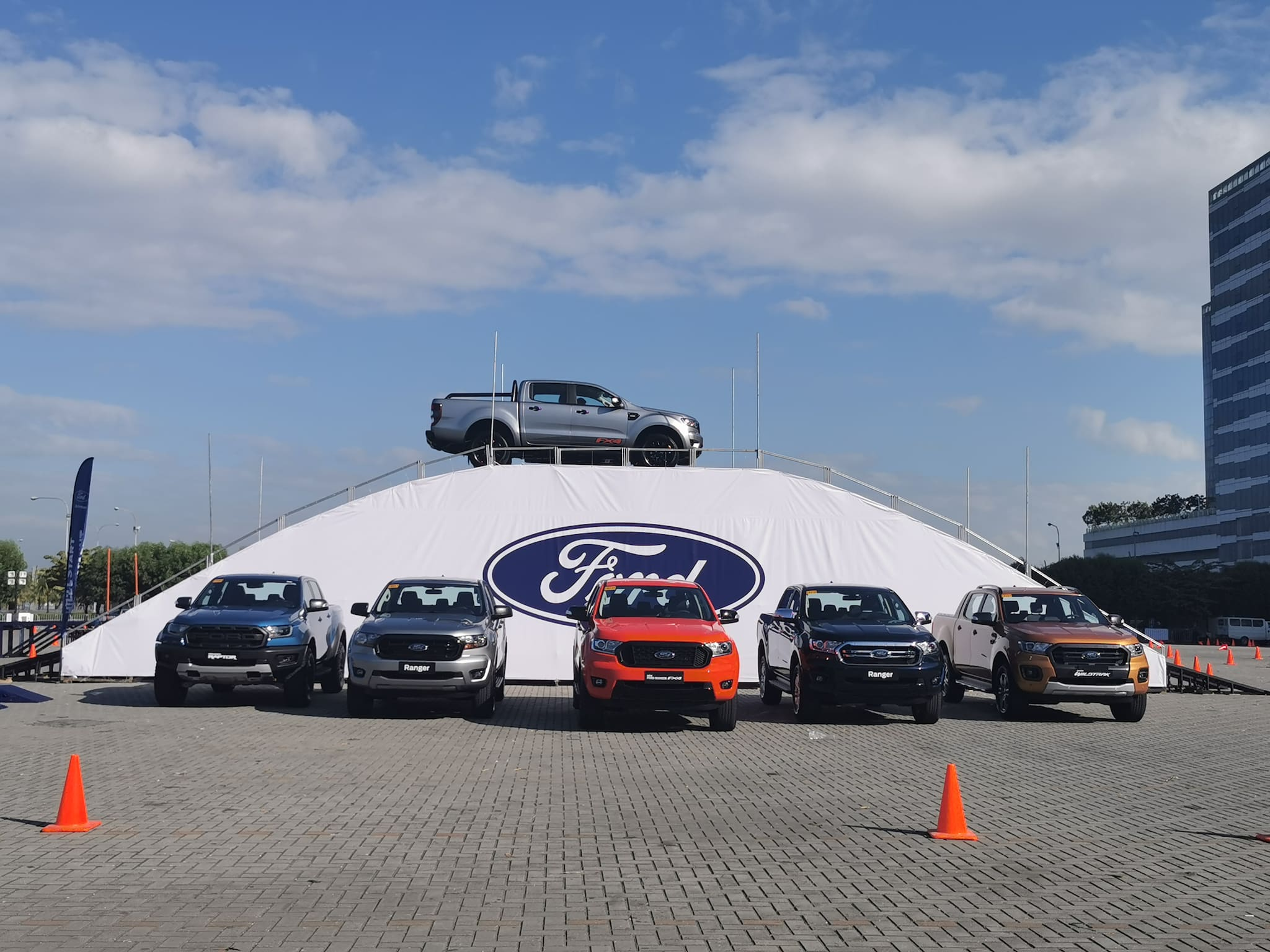 Ford PH Brings Refreshed Ranger Lineup