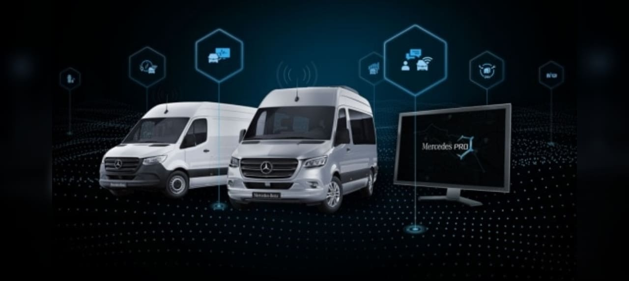 Mercedes Benz Updates PRO Connect Capability